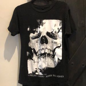 Chelsea Grin ashes to ashes concert shirt medium